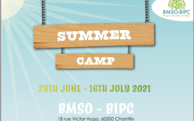Register for the BMSO-BIPC's Summer Camp