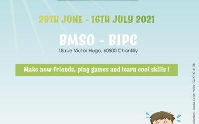 Inscription à la Summer Camp de BMSO-BPIC